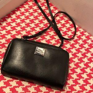 Ralph Lauren Black Crossbody Bag